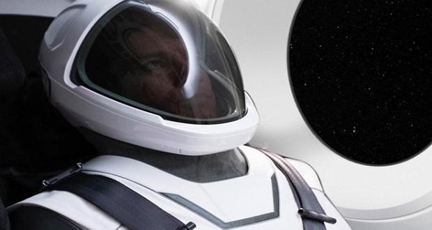 لباس فضایی اسپیس ایکس