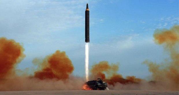 انفجار بمب هسته ای توسط کره شمالی