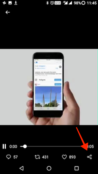 دانلود ویدیوهای اینستاگرام ، فیسبوک و توییتر در تبلت ها و گوشی های اندرویدی