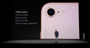 دوربین آیفون 8 قادر به فیلمبرداری 4K و قابلیتهای جدید صحنه آهسته است