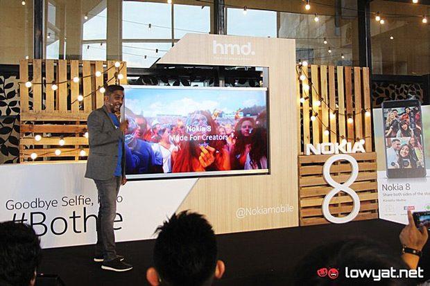 اسمارت فون نوکیا 8 به آسیا آمد؛ مقصد اول، مالزی