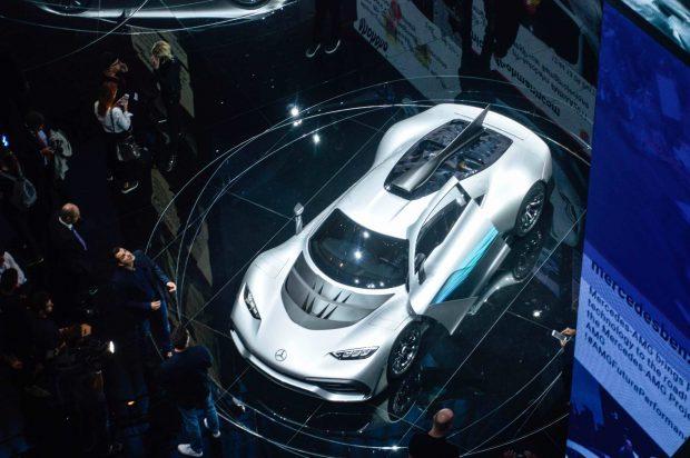 شگفتانگیزترین اتومبیل های اسپرت و سوپر ماشینهای نمایشگاه خودرو فرانکفورت 2017 به روایت تصویر