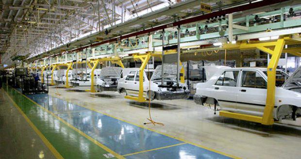 توقف تولید خودروهای بی کیفیت