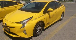 تاکسی های تویوتا پریوس
