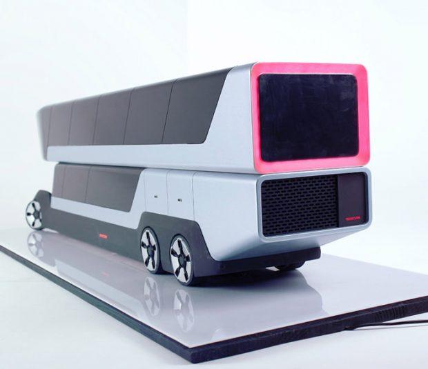 اتوبوس های آینده
