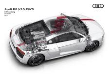 آئودی R8 V10 RWS