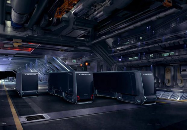 کامیون های آینده