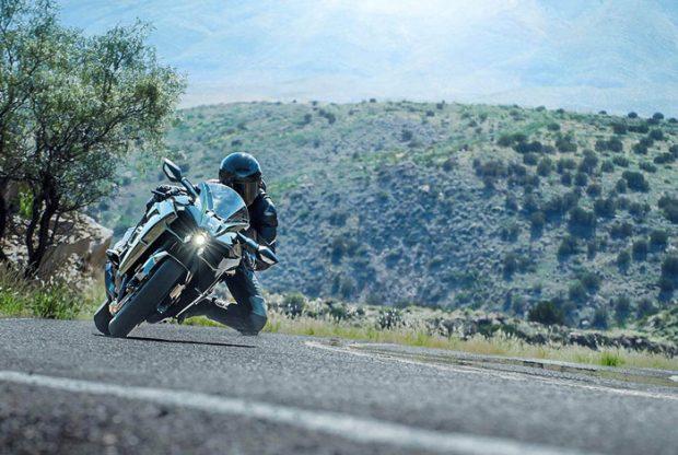 موتورسیکلت کاوازاکی سری نینجا H2