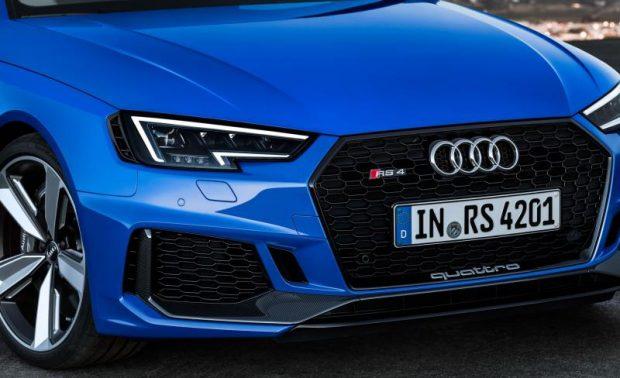 نسل جدید آئودی RS4