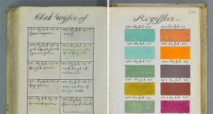 با اولین کتاب جامع شناسایی رنگ های تاریخ آشنا شوید؛ مجموعهای 300 ساله با جزئیاتی شگفتانگیز!