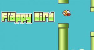 بازی فلپی برد (Flappy Bird)