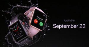 قیمت اپل واچ 3