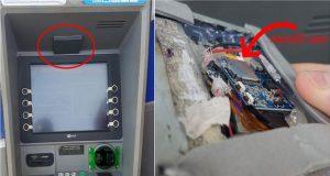 شیوههای زیرکانه و ماهرانه کلاهبرداری با دستگاه خودپرداز (ATM)