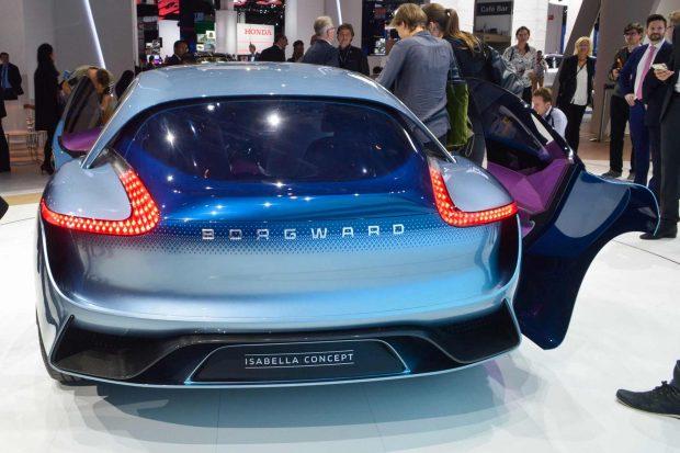 بهترین خودروهای کانسپت نمایشگاه خودرو فرانکفورت 2017 به روایت تصویر