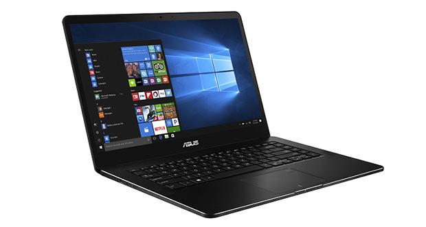 لپ تاپ ایسوس زنبوک پرو UX550