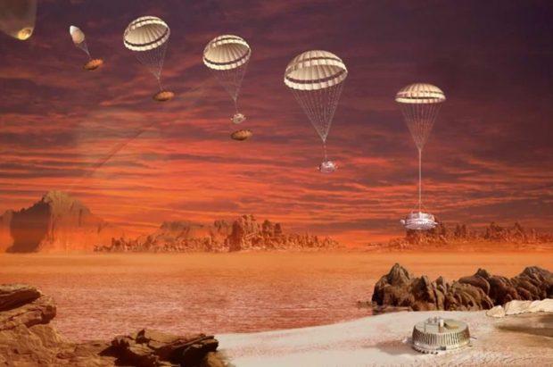 داستان کاوشگر هویگنس ؛ رباتی شگفتانگیز که پس از مرگ فضاپیمای کاسینی به حیات خود ادامه خواهد داد!