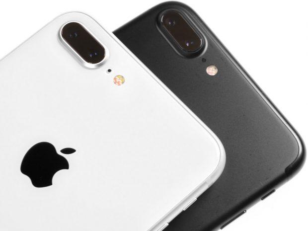 دوربین آیفون 8 پلاس اپل