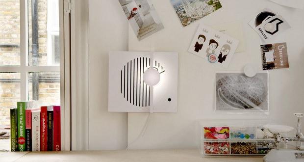 این کیت نوری الکتریکی با کمترین امکانات ممکن اتاق شما را روشن میکند! (ویدیو)