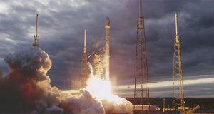 انفجار مرموز راکت فضایی اسپیس ایکس