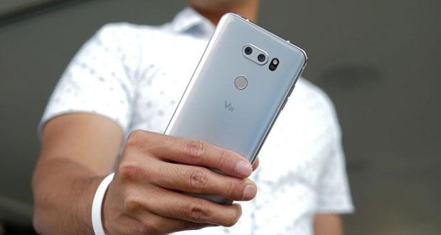 قابلیت Graphy دوربین LGV30