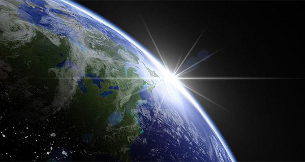 اثبات کروی بودن زمین