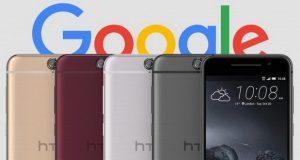 خرید اچ تی سی توسط گوگل