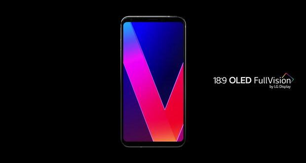 موبایل ال جی وی 30