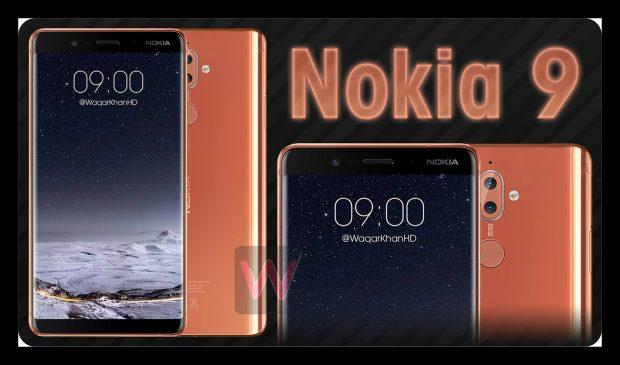 عکس های جدید نوکیا 9