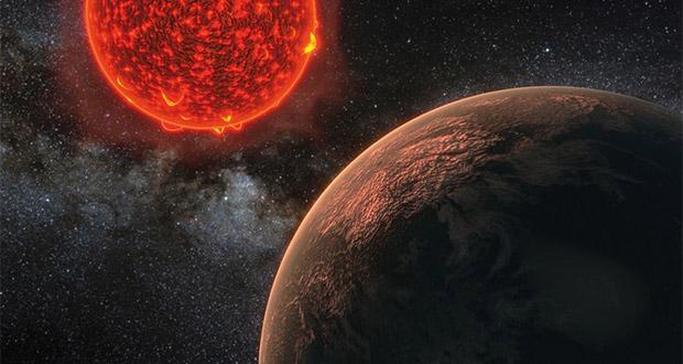 آب و هوای سیاره پروکسیما بی