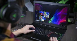نسخه 17 اینچی ارزانتر لپ تاپ گیمینگ ریزر بلید پرو