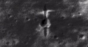 محل سقوط فضاپیمای اسمارت-1