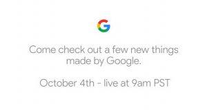 مراسم رونمایی گوشی گوگل پیکسل 2