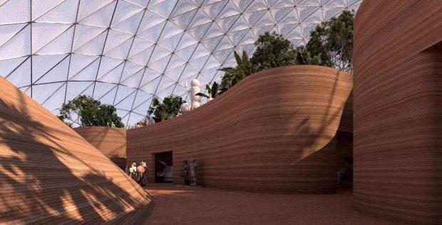 شهر علمی مریخ ؛ پروژه عظیم دوبی برای شبیه سازی شرایط سیاره سرخ بر روی زمین