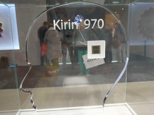چیپست 10 نانومتری هواوی کایرین 970
