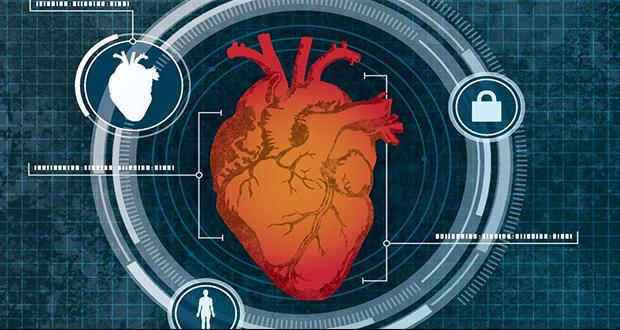 روش بیومتریک جدید با استفاده از قلب