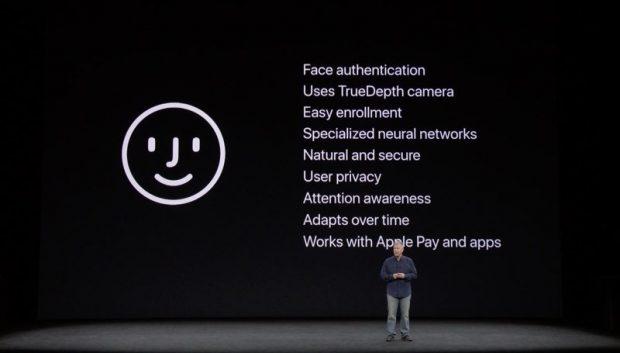 امنیت فیس آیدی