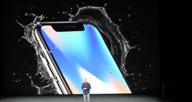 مشخصات فنی اپل آیفون ایکس