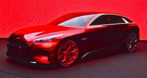 کانسپت پروسید (Proceed Concept) کمپانی کیا موتورز در نمایشگاه خودرو فرانکفورت 2017 معرفی شد