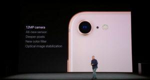مشخصات فنی اپل آیفون 8