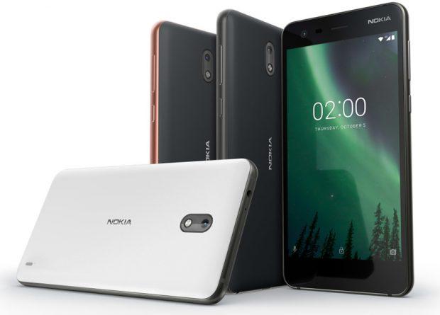 نوکیا 2 (Nokia 2) معرفی شد؛ ارزان ترین گوشی نوکیا با 2 روز ماندگاری باتری