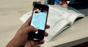 اسکن اسناد در موبایل