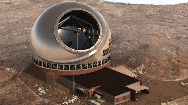 بزرگترین تلسکوپ دنیا در ایالت هاوایی آمریکا ساخته خواهد شد