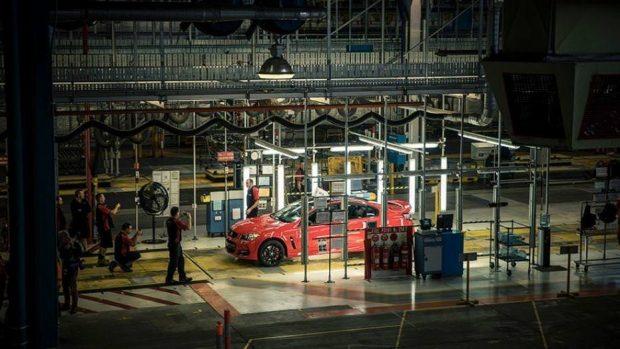 صنعت خودروسازی استرالیا