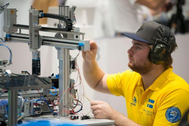 مسابقات جهانی مهارت