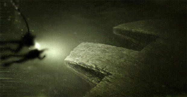 سفینه فضایی مرموز در دریای بالتیک