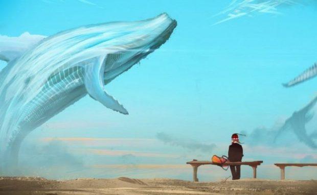 خودکشی به خاطر بازی نهنگ آبی در ایران