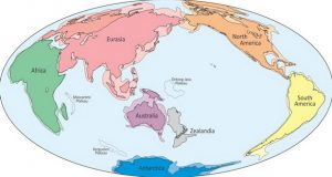 دانشمندان وجود قاره مرموز زیلاندیا ، هشتمین قاره زمین را تایید کردند!