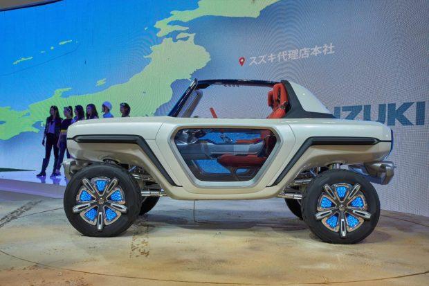 نمایشگاه خودرو توکیو 2017