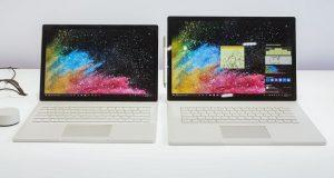 لپ تاپ مایکروسافت سرفیس بوک 2