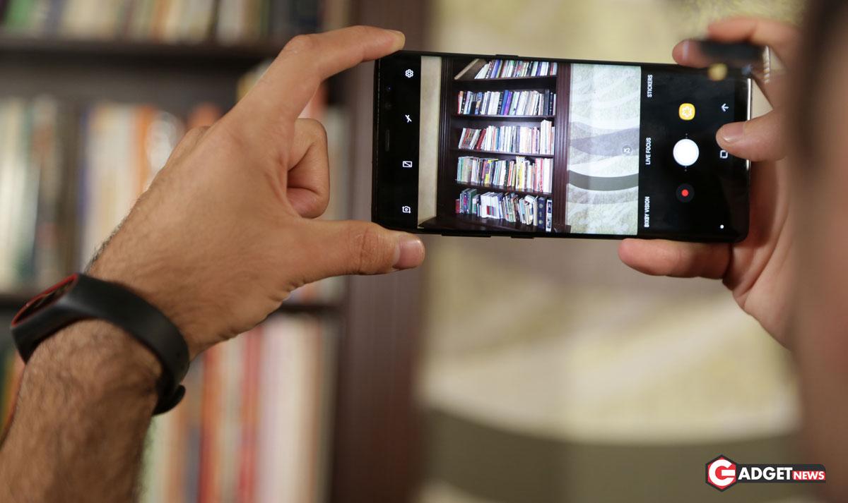 بررسی سامسونگ گلکسی نوت 8 - Samsung Galaxy Note 8: مشخصات فنی، قیمت و امکانات